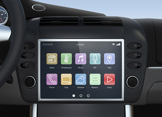 Android Enabled Navigation and Entertainment System